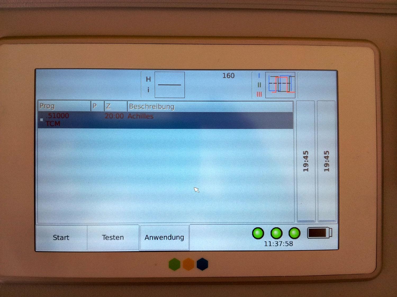 Trikombin-Touch-Screen