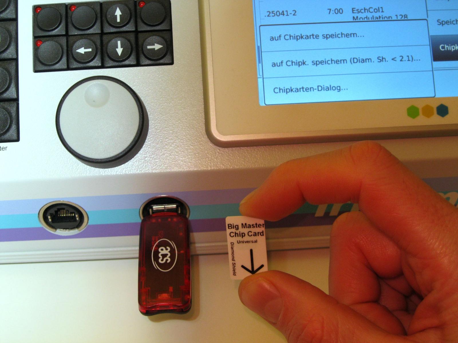 Trikombin-Chipkarten-überspielen-Zapper-Diamond-Shield