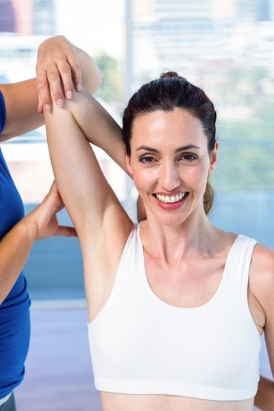 Osteopathie Heilpraktiker Florian Hoffmann Behandlung