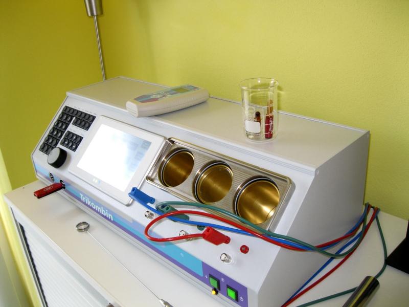 trikombin Harmonikalische Frequenztherapie