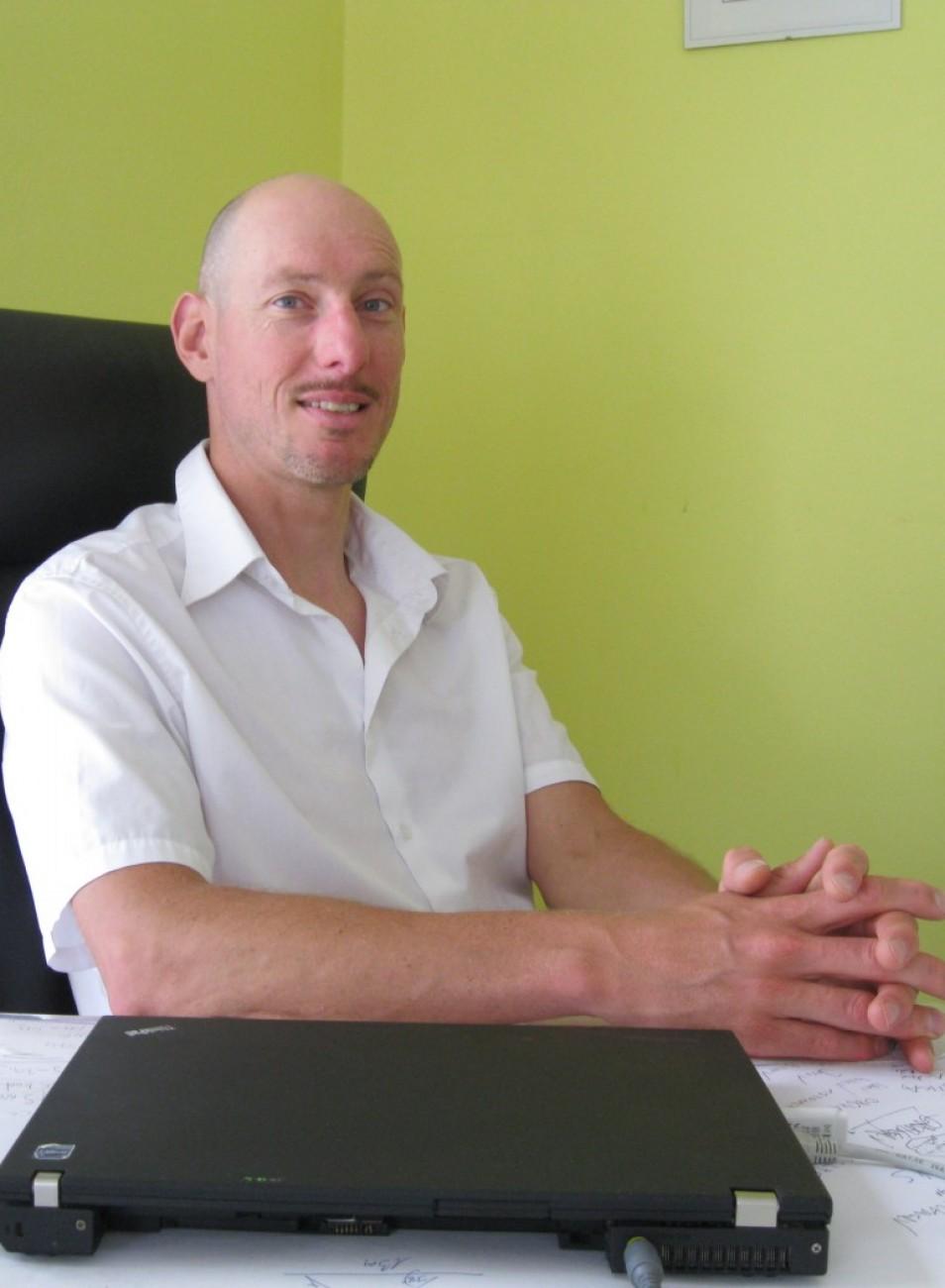 Heilpraktiker Osteopath Florian Hoffmann