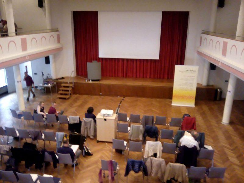 Trikombin Kongress 2019 München Kolpinghaus Frequenztherapie