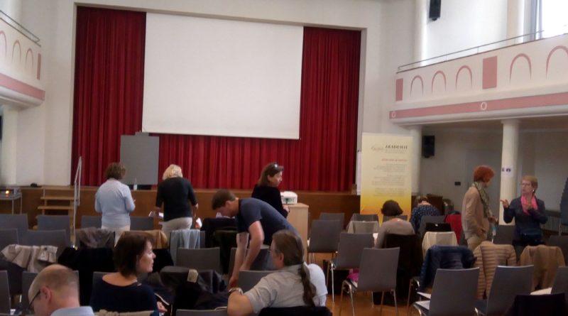 Trikombin Kongress 2019 München Kolpinghaus Frequenztherapie Vortragssaal